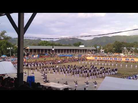 Dahunog sa Diplog 2016 - Zamboanga del Norte National High School- Champion