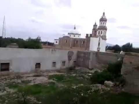 Recorrido por el interior del Castillo de Jaral de Berrio. San Felipe Gto. Méx.