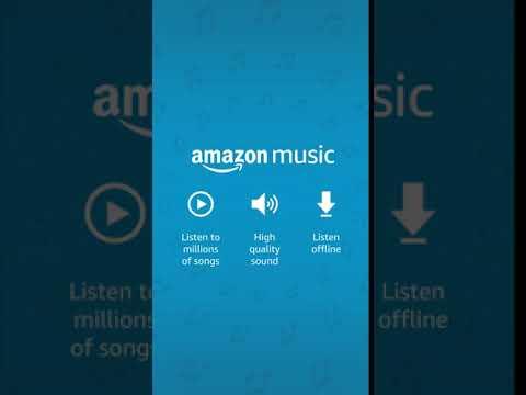 AmazonMusic - Listen Offline