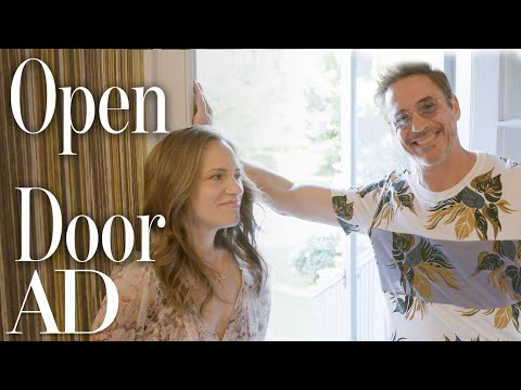 Inside Robert Downey Jr.鈥檚 Windmill Home in the Hamptons | Open Door | Architectural Digest