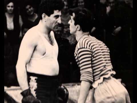 Leonid Yengibarov In Yerevan State Pantomime Theatre 15.03.2012