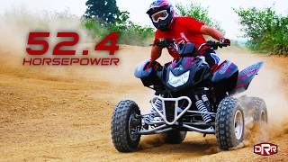 DRR 450 XC Sport Cross Country ATV