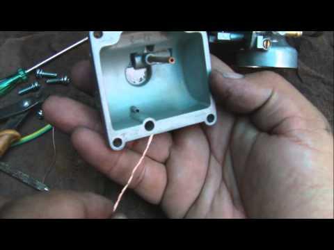 Tutorial Como Limpiar el Carburador de Suzuki Ax 100