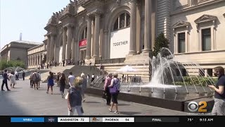Metropolitan Museum Of Art Welcomes Back Visitors With New COVID Safety Rules