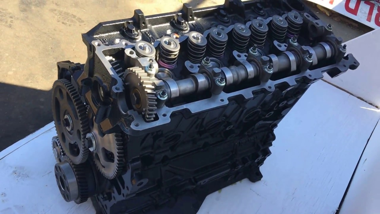 Isuzu 4he1 Engine