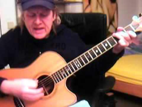 Almost Lover Fine Frenzy Guitar Lesson by Siggi Mertens
