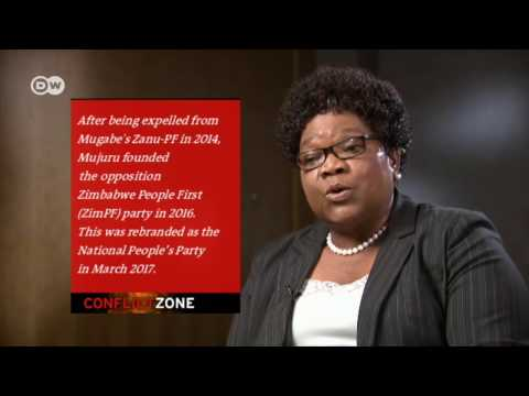 Why should Zimbabweans vote for Joice Mujuru? | Conflict Zone