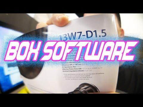 Best Sub Box Tuning Software - WIN ISD PRO ALPHA