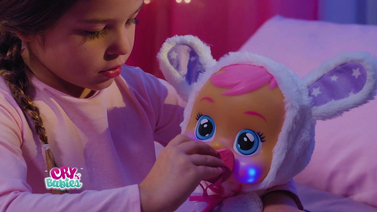 Baby Magic tears - le bébé qui pleure de vraies larmes ...