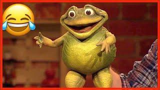 Benjamin Tomkins und der Froschkönig