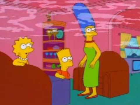 Homer smoke weed