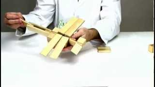 Magnetic Wooden Toys From Tegu - Building A Dragonfly
