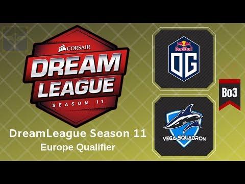 Team Liquid vs Vega Squadron / Bo3 / DreamLeague Season 11 Europe Qualifier thumbnail