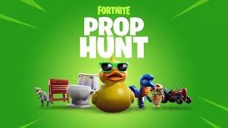 🍎 Epic Fun! Prop Hunt On Fortnite