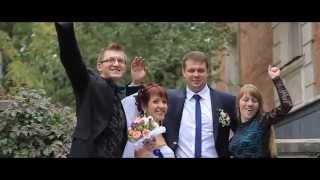 Свадебное видео Белгород [full HD] Алексей ❤ Анна