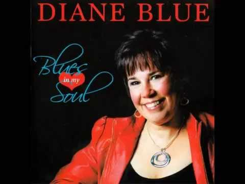Diane Blue - I Can't Shake You