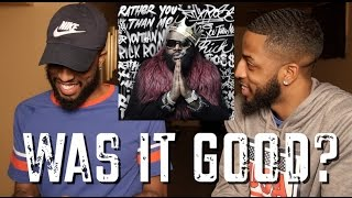 """Download RICK ROSS """"RATHER YOU THAN ME"""" REVIEW AND REACTION #MALLORYBROS 4K"""
