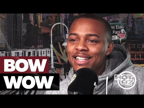Bow Wow Speaks On Private Jet Drama, Race & Breaks Down Funk Flex Beef