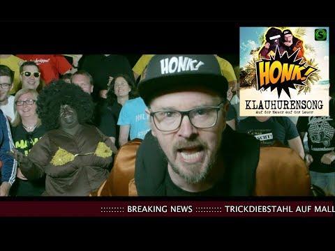 Honk! - Klauhuren Song (Auf der Mauer auf der Lauer) OFFICIAL VIDEO