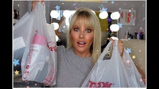 TJ Maxx & Marshalls Haul | Makeup, Skincare, Clothing | Brittany Elizabeth