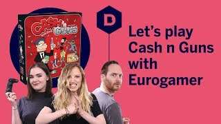 Let's Play Cash 'n Guns with Eurogamer LIVE at EGX!