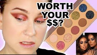 DESI X KATY FRIENDCATION PALETTE REVIEW! Dose of Collors Collab | Beauty Banter
