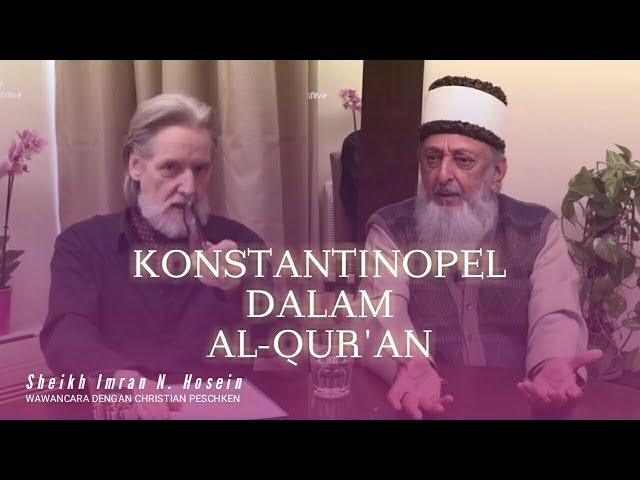 Konstantinopel di dalam Al-Qur'an