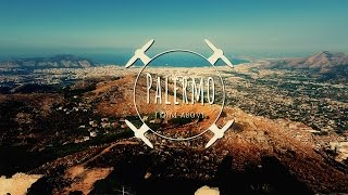 PALERMO FROM ABOVE - video in 4K