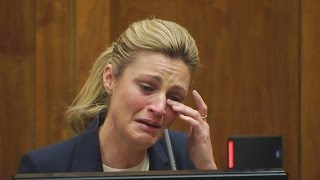 Erin Andrews Breaks Down Over Nude Video Leak