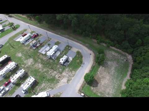 Five Flags RV Park- Pensacola, FL- Drone Footage