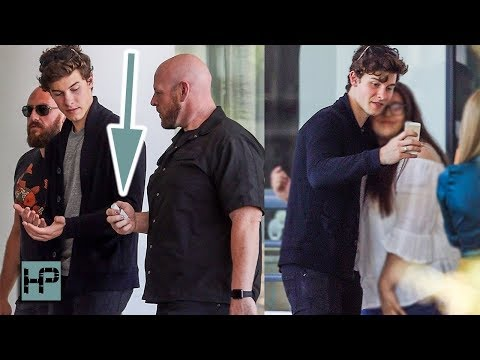 Shawn Mendes Fans Are Pissed Over These Photos