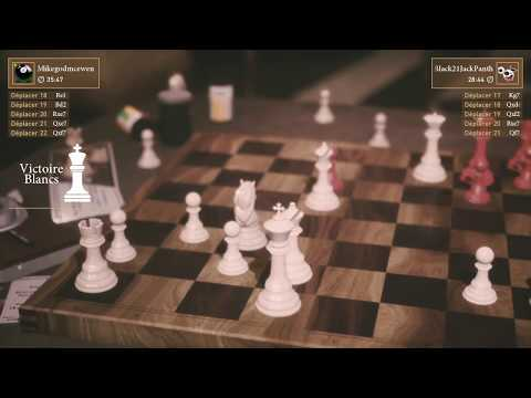 A lesson by the Chess Ultra GreatMaster Mike |