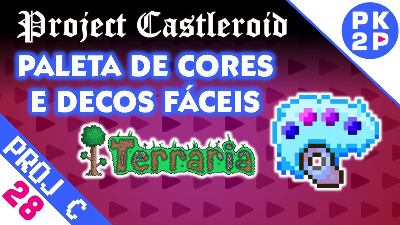 Mods para o Cenário: Vipix Toolbox e SilkTouch ►Terraria ProjC # 28 by  Press Key to Play