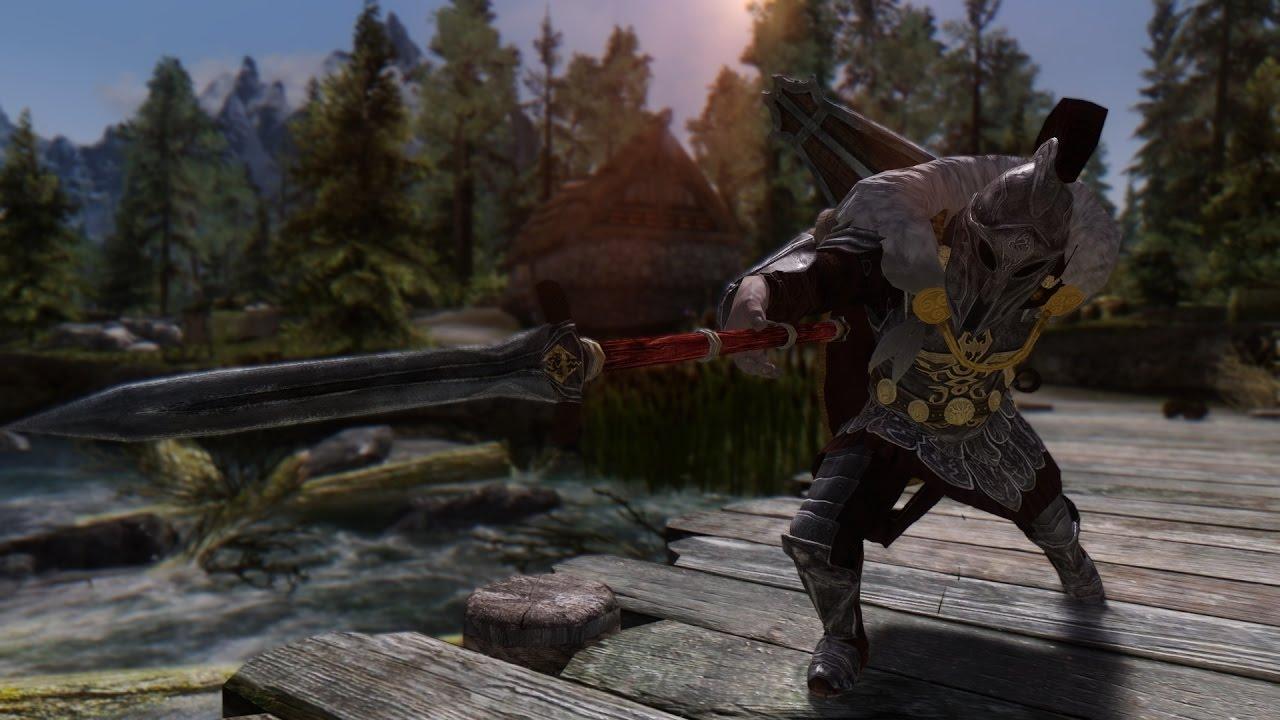 Heavy Armory - Skyrim: Special Edition Mods (PC)