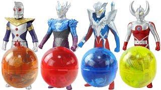 炫酷奧特曼英雄發光扭蛋奇趣蛋玩具 超人力霸王發光扭蛋ultraman