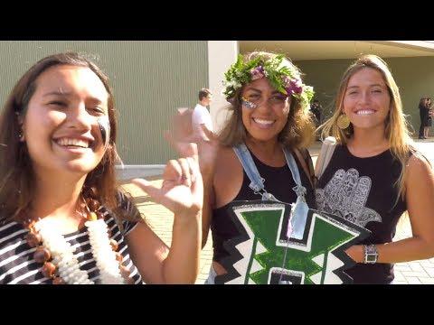 Welina Mānoa: Welcome and welcome back to UH Mānoa!