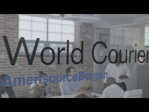 What does it mean to be part of World Courier?