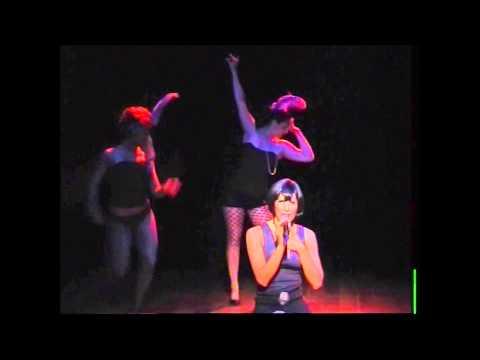 Cabaret por Lucia Mérico-  Cinema Show-puesta en escena  de Santiago Bentancor