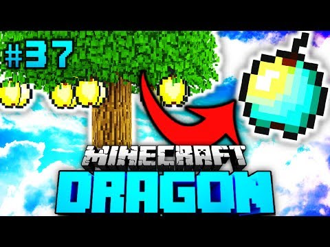 Der BAUM gibt SUPERÄPFEL?! - Minecraft Dragon #37 [Deutsch/HD]