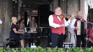 Музыка в кафе на Сан-Марко (Венеция)