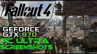 Fallout 4 GTX 970 PC Ultra Screenshots