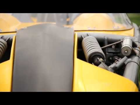 Richard Harrigill's homemade Ariel Atom