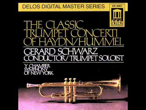 The Classic Trumpet Concerti - Haydn/Hummel/Schwarz