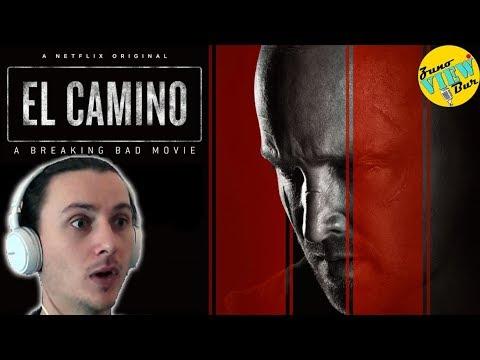 📺 ЕЛЬ КАМИНО (Путь: Во все тяжкие) РЕКЦИЯ на Фильм / El Camino: A Breaking Bad Movie Reaction