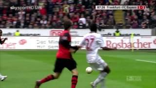 Eintracht Classics: Eintracht Frankfurt vs. FC Bayern München 2:1 - Schlussphase (2010) |HD|