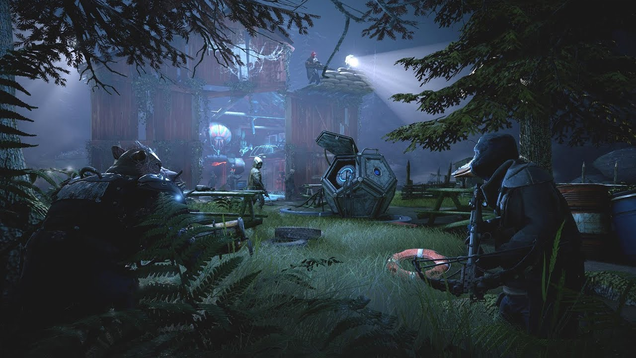 Spesifikasi PC - Mutant Year Zero: Road to Eden 2