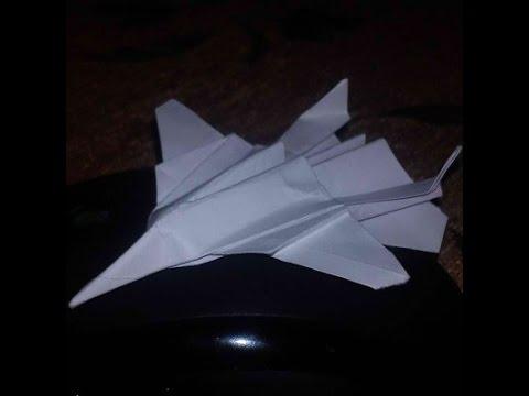 F 16 Поделки оригами