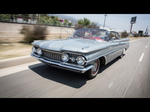 1959 Oldsmobile Super 88 - Jay Leno's Garage