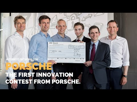 First Porsche Innovation Contest | The Xain AG.
