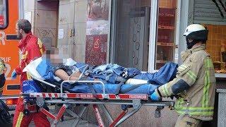 S-Bahnhof Greifswalder Straße: Zwei Schwerverletzte nach Messerattacke  – Täter flüchtig!